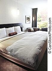 quarto, confortável