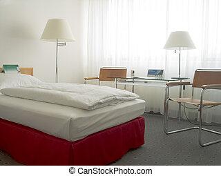 quarto hotel, 2