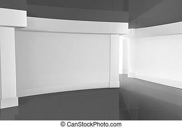 quarto vazio
