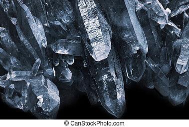 quartz cave