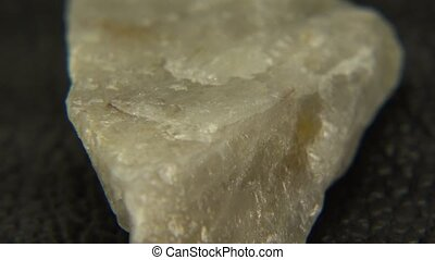 Quartz Close-up View - Closeup view of quartz from New South...