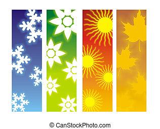 quatre saisons
