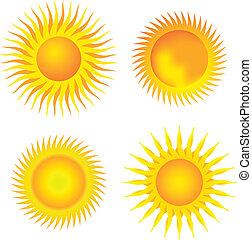 quatre, soleils, collection