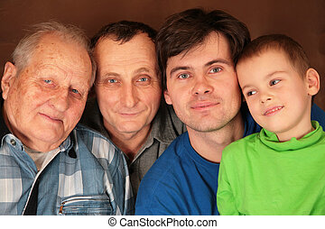 quattro, generazioni