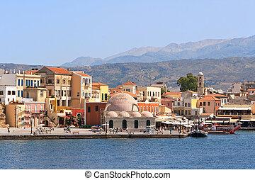 QUAYSIDE, ギリシャ,  crete,  Chania