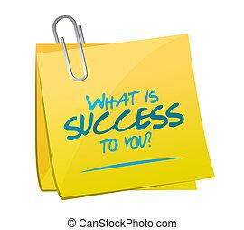 que, é, sucesso, para, tu, memorando, poste
