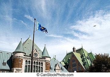 Quebec City Gare du Palais - Gare du Palais the railway and...