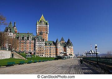 Quebec City Landmark