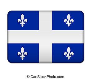 Quebec flag icon