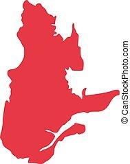 Quebec province of canada