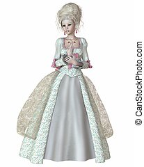 Queen Marie Antoinette - Marie Antoinette, Queen of France...