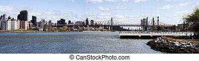 queensboro bridzs, -, új york város