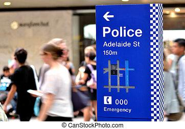 queensland, politie, -australia