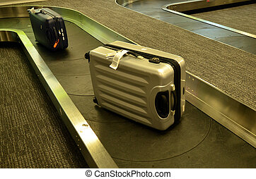 Air transport luggage