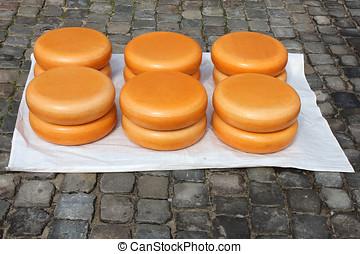 queijo, mercado