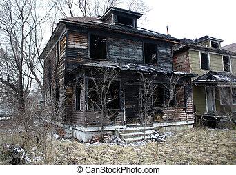 queimado, casa