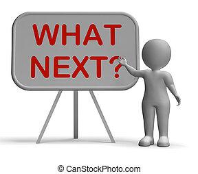 quel, moyens, whiteboard, suivant, planification, suivre, ...