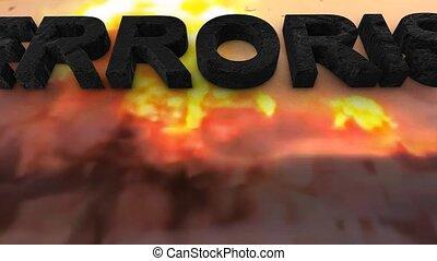 quel, terrorisme, terrorism., guerre