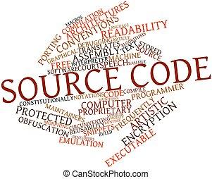 quelle, code