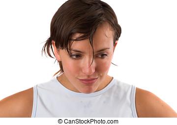 quentes, &, suado, após, a, workouthot, &, suado, após, a, malhação