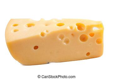 queso, aislado