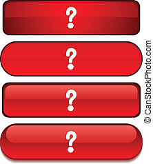 Question  button set.
