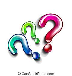 Question concept vector