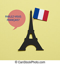 question do you speak french, in french