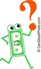 question dollar