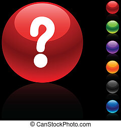 Question icon.