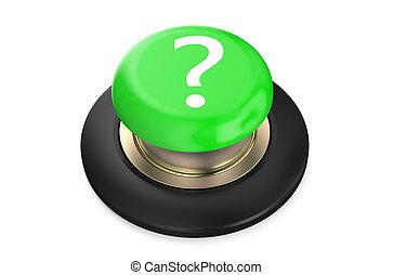 question mark ? Green button