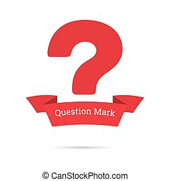 Question mark icon.
