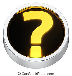 Question mark round icon