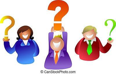 question people - icon people