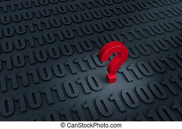 Questioning Computer Data