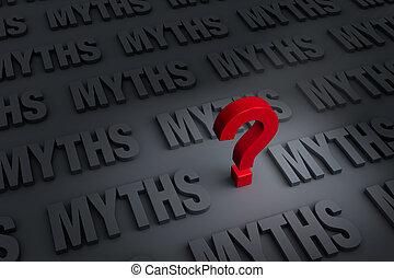 Questioning Myths