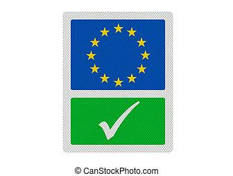 questions, 'yes, concept., eu', realisti, politique, series:, photo