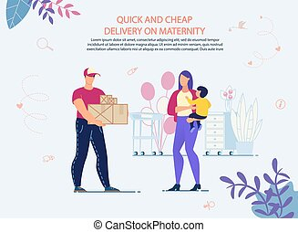 Quick Shopping and Cheap Delivery on Maternity