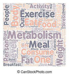 Quick Tips to Boost Your Metabolism 1 text background wordcloud concept