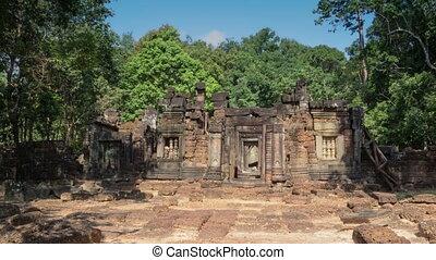 Quiet temple zoom timelapse 1