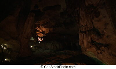 Quiet Tunnels Inside Gua Tempurung Caves, KL - Medium...