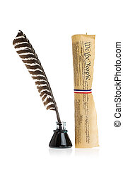 Quill and United States Constitution