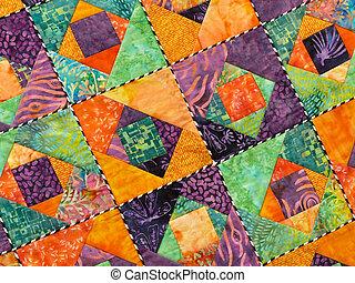 Quilt Background