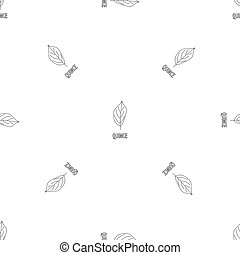 Quince leaf pattern seamless repeat geometric for any web...