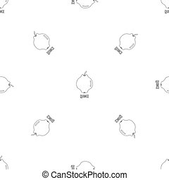 Quince pattern seamless repeat geometric for any web design