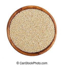 quinoa, semi