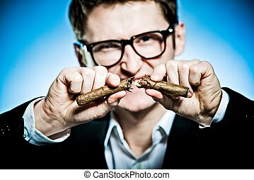 Quit smoking !