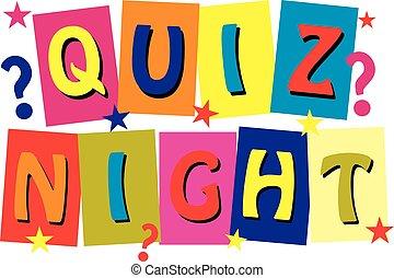 Quiz Night logo