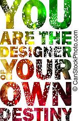 Quote Typographical Background, vector design. - Quote ...