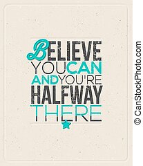 Quote Typographical design - vector illustration 1.eps